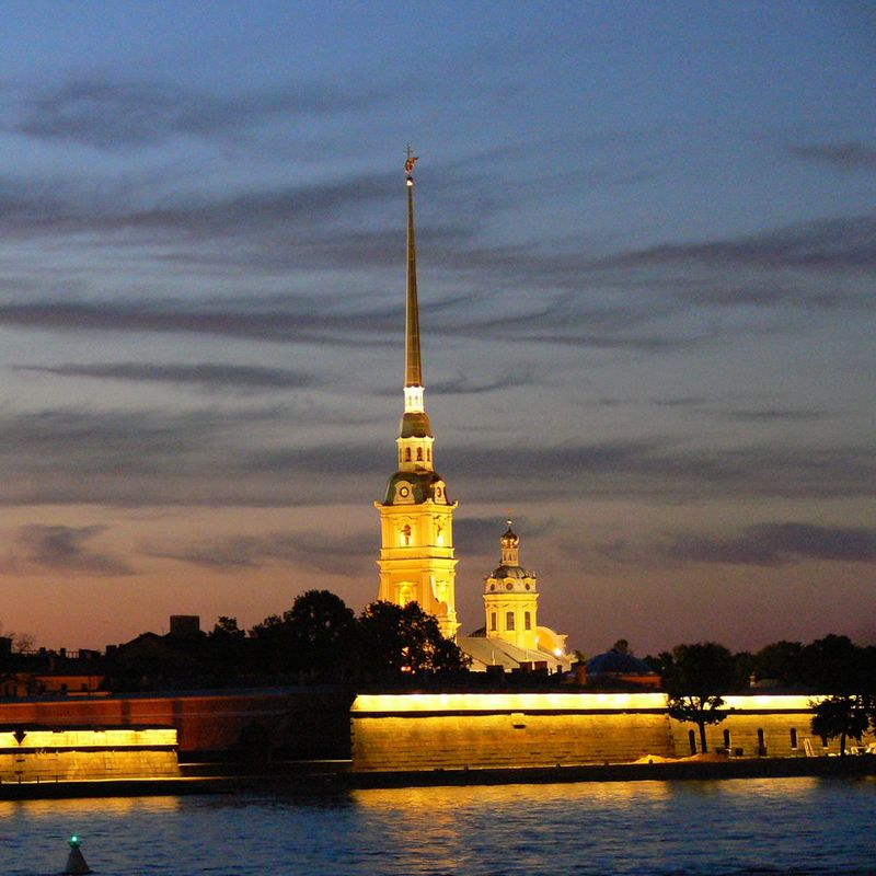 Peter & Paul fortress